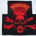 KROKUS patch k12 new  10 x 10.5 cm