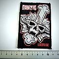 Danzig vintage Lucifuge patch used 452