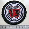 WEDNESDAY 13 patch w110 new 2007 9.5 cm rare