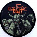 Celtic Frost - Patch - CELTIC FROST very very rare 1985 PATCH C116   9cm new