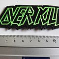 overkill shaped patch o88