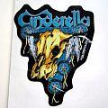 Cinderella 1988 sticker new 8x10 cm  no 221