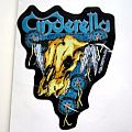 Cinderella - Other Collectable - Cinderella 1988 sticker new 8x10 cm  no 221