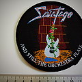 Savatage vintage patch s333 and stil the orchestra plays