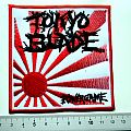 TOKYO BLADE patch t130  new