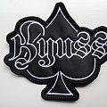 Kyuss - Patch - KYUSS shaped patch k77 9.5 x 10.5 cm