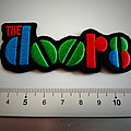 the Doors shaped patch  d177