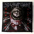 Six feet under 2001  patch s5 new silver print 10x10 cm