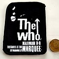 The Who - Patch - The Who vintage patch w86  7.5 x 10 cm W86