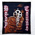 BODY COUNT very rare original vintage patch brandnew 1993  b123 10x10.5 cm