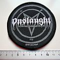 ONSLAUGHT patch o80 new