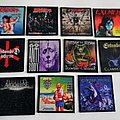 rock/metal  patches no4  photo print patch 2€