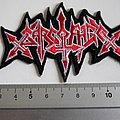 Sacrofago - Patch - Sacrofago shaped patch s275