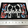 Deftones - Patch - Deftones patch used 132