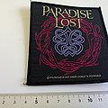 Paradise Lost  1993 vintage   patch p147