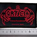 MORTICIAN patch m251 new 1999