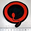 queens of the stone age shaped patch q40