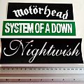 Motörhead - Other Collectable - new stickers motorhead, system of a down, nightwish