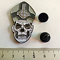 Ghost  metal shaped pin speld badge  n7