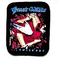 Great White - Patch - GREAT WHITE  patch g41 very rare 1989