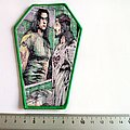 Type O Negative coffin patch t201 Peter Steele  8.5x13 cm