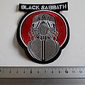 black sabbath patch 80
