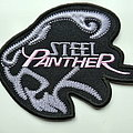 Steel Panther    shaped patch s79