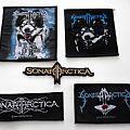 SONATA ARCTICA  5 x patch  patches new