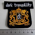 Dark tranquillity shaped patch d103 new