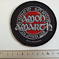 AMON AMARTH patch a123  new  2016  official