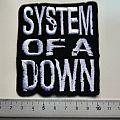 System Of A Down - Patch - system of a down patch s272 new