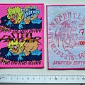 Steel Panther ltd. patch s263 new 100 pieces made