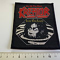 Kreator - Patch - KREATOR 1990 patch k3  - 8.5 x 10 cm