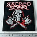 SACRED STEEL patch s238 new