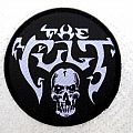 THE CULT 80's patch c54  8.5 cm