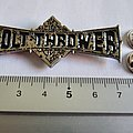Bolt Thrower pin speld badge  n8