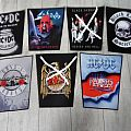 new backpatches 21 X 28 X 35 cm no6 patch
