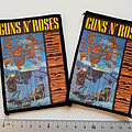 Guns N' Roses - Patch - Guns N' Roses  old appetite for destructuion patch 27