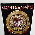 Whitesnake - Patch - Whitesnake 80's backpatch bp334 new patch 26x32x31 cm