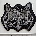 Unleashed - Patch - Unleashed official 1993 logo patch used722
