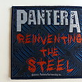 Pantera reinventing the steel 2003 patch  p65