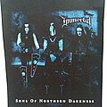 Immortal - Patch -  Immortal sons of northern darkness 2003 backpatch bp730