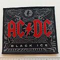 AC/DC - Patch - AC/DC black ice 2008 patch 807 used