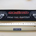 The Exploited - Patch - The Exploited  2004 strip patch e114 size 5.5 x 20 cm