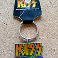 Kiss - Other Collectable - Kiss official   icon logo keychain 2007