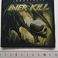 Overkill - Patch -  Overkill imnortalis printed patch o121