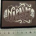 Napalm Death - Patch - Napalm Death patch n31