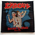 Exodus - Patch - Exodus bonded by blood official 2007 patch e62