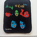 The Cure - Patch - The Cure  official 1985 In Between Days patch c291