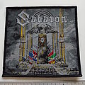 Sabaton - Patch - Sabaton heroes patch s28